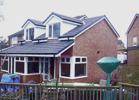 Extension whittle le woods, Chorley, Lancs