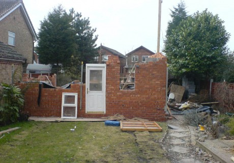 Detached Garage Eccleston